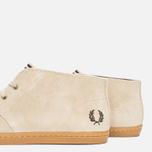 Мужские ботинки Fred Perry Byron Mid Suede Sand фото- 5
