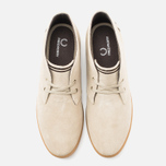 Мужские ботинки Fred Perry Byron Mid Suede Sand фото- 4