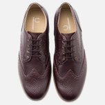 Мужские ботинки Fred Perry Ealing Leather Ox Blood фото- 4