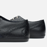 Мужские ботинки Fred Perry Ealing Scotchgrain Leather Millerain Black фото- 5