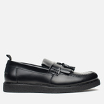 Мужские ботинки Fred Perry Hawkhurst Leather Black фото- 0
