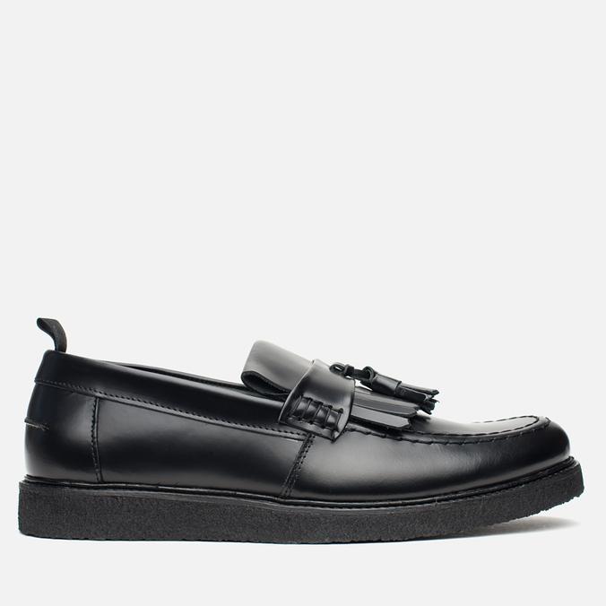 Мужские ботинки Fred Perry Hawkhurst Leather Black
