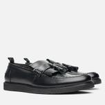 Мужские ботинки Fred Perry Hawkhurst Leather Black фото- 1