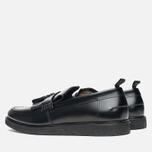 Мужские ботинки Fred Perry Hawkhurst Leather Black фото- 2