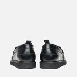 Мужские ботинки Fred Perry Hawkhurst Leather Black фото- 3