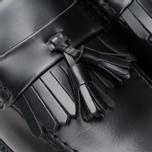 Мужские ботинки Fred Perry Hawkhurst Leather Black фото- 6