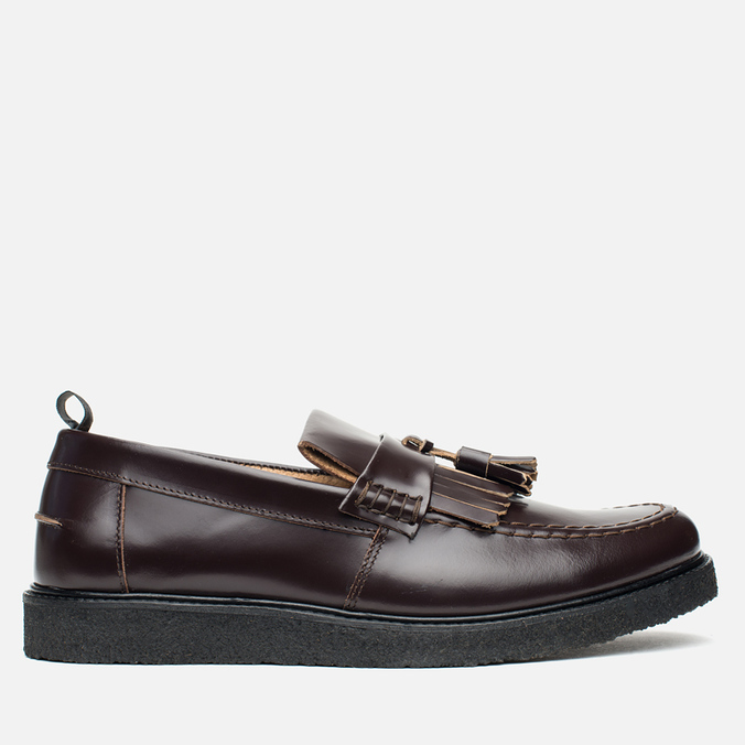Мужские ботинки Fred Perry Hawkhurst Leather Ox Blood