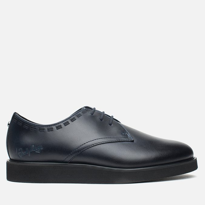 Мужские ботинки Fred Perry Newburgh Leather Navy