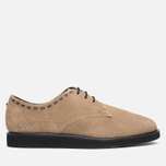 Мужские ботинки Fred Perry Newburgh Suede Driftwood фото- 0