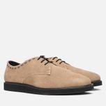 Мужские ботинки Fred Perry Newburgh Suede Driftwood фото- 1