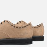 Мужские ботинки Fred Perry Newburgh Suede Driftwood фото- 5