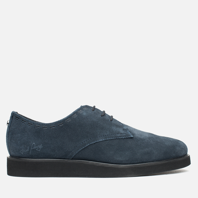 Мужские ботинки Fred Perry Newburgh Suede Navy