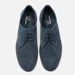 Мужские ботинки Fred Perry Newburgh Suede Navy фото- 4
