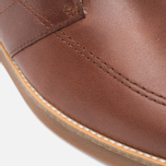 Fred Perry Southall Mid Leather Men's Shoes Chesnut photo- 7
