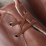Fred Perry Southall Mid Leather Men's Shoes Chesnut photo- 6