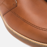 Fred Perry Southall Mid Leather Men's Shoes Tan photo- 7