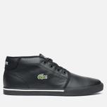 Мужские ботинки Lacoste Ampthill Pas SPM Black фото- 0