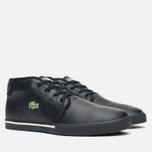 Мужские ботинки Lacoste Ampthill Pas SPM Black фото- 1