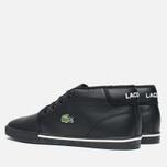 Мужские ботинки Lacoste Ampthill Pas SPM Black фото- 2