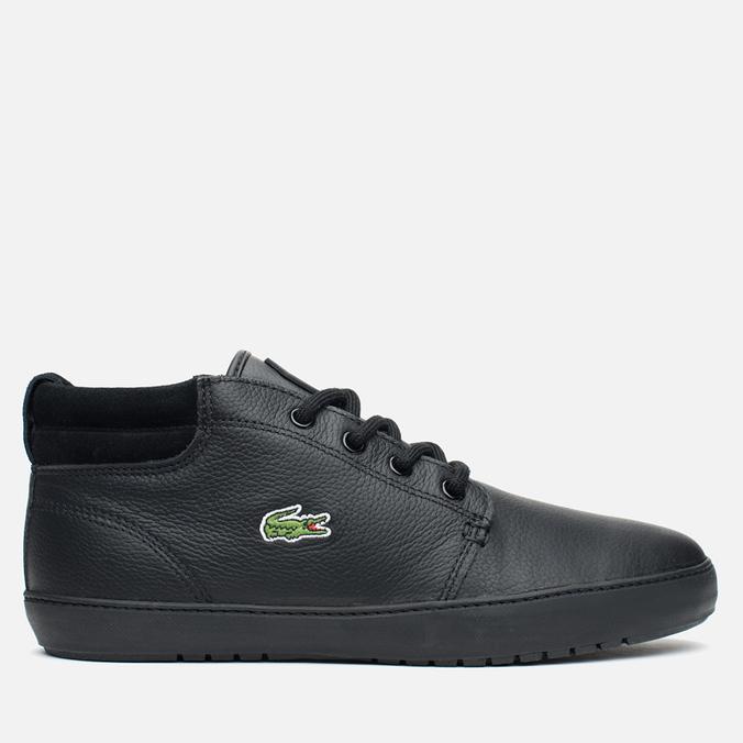 Мужские ботинки Lacoste Ampthill Terra PUT SPM Black