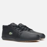 Мужские ботинки Lacoste Ampthill Terra SPM Black фото- 1