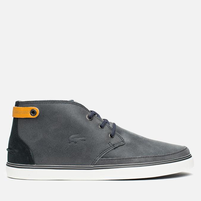 Мужские ботинки Lacoste Clavel 17 SRM Dark Blue