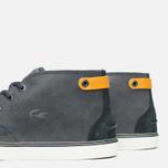 Мужские ботинки Lacoste Clavel 17 SRM Dark Blue фото- 5