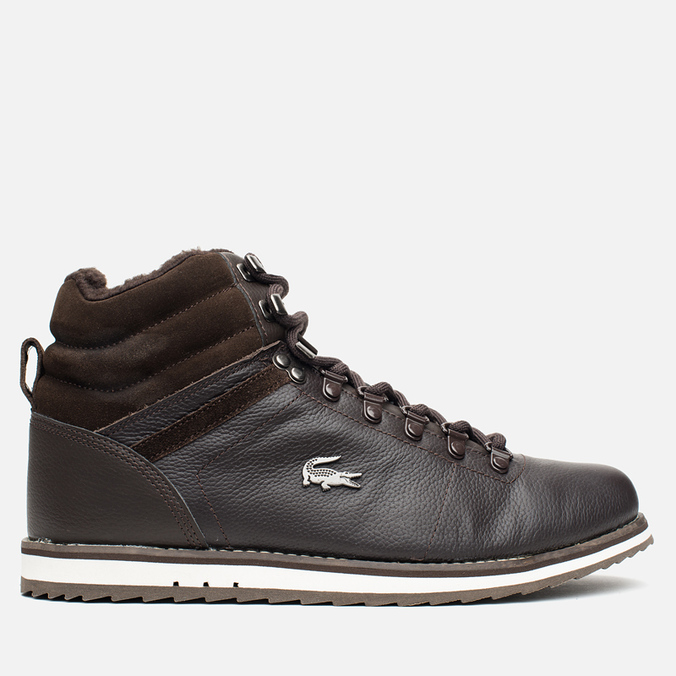 Мужские ботинки Lacoste Jarmund PUT SPM Dark Brown