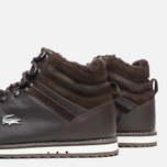 Мужские ботинки Lacoste Jarmund PUT SPM Dark Brown фото- 5