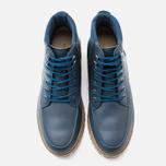 Мужские ботинки Lacoste Montbard SRM Navy фото- 4