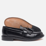 Мужские ботинки Loake Brighton Polished Loafer Black фото- 2