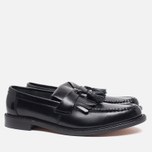 Мужские ботинки Loake Brighton Polished Loafer Black фото- 1