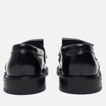 Мужские ботинки Loake Brighton Polished Loafer Black фото- 3