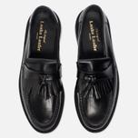 Мужские ботинки Loake Brighton Polished Loafer Black фото- 4