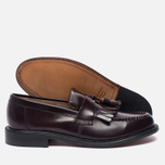 Мужские ботинки Loake Brighton Polished Loafer Oxblood фото- 2