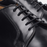 Мужские ботинки Loake Plain Derby Polished Black фото- 4