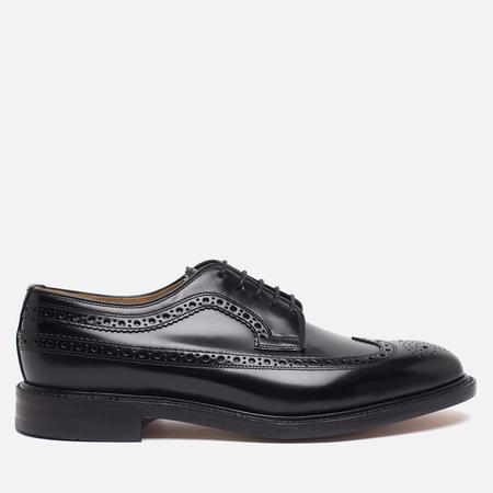 Loake Royal Polished Men's Shoes Black