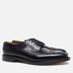Мужские ботинки Loake Royal Polished Black фото- 1