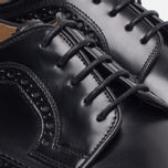 Мужские ботинки Loake Royal Polished Black фото- 4
