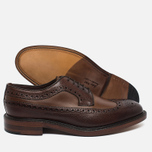 Мужские ботинки Loake Taunton Grain Dark Brown фото- 2
