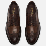 Мужские ботинки Loake Taunton Grain Dark Brown фото- 5