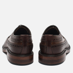 Мужские ботинки Loake Taunton Grain Dark Brown фото- 4