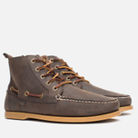 Мужские ботинки Polo Ralph Lauren Barrott Dark Brown фото- 1