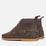 Мужские ботинки Polo Ralph Lauren Barrott Dark Brown фото- 2