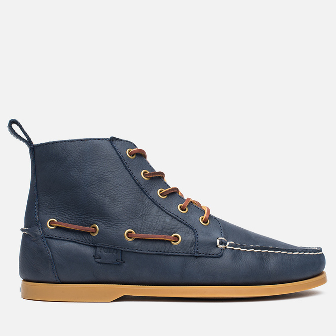 Мужские ботинки Polo Ralph Lauren Barrott Newport Navy