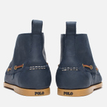 Мужские ботинки Polo Ralph Lauren Barrott Newport Navy фото- 3