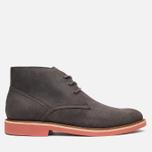 Мужские ботинки Polo Ralph Lauren Torrington C NT Dark Brown фото- 0