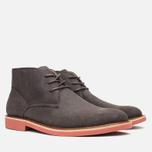 Мужские ботинки Polo Ralph Lauren Torrington C NT Dark Brown фото- 1