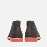 Мужские ботинки Polo Ralph Lauren Torrington C NT Dark Brown фото- 3