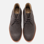 Мужские ботинки Polo Ralph Lauren Torrington C NT Dark Brown фото- 4